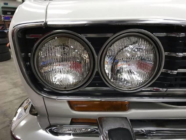 510 1300DX ツインキャブ タコ足ステン ローダウン(18枚目)