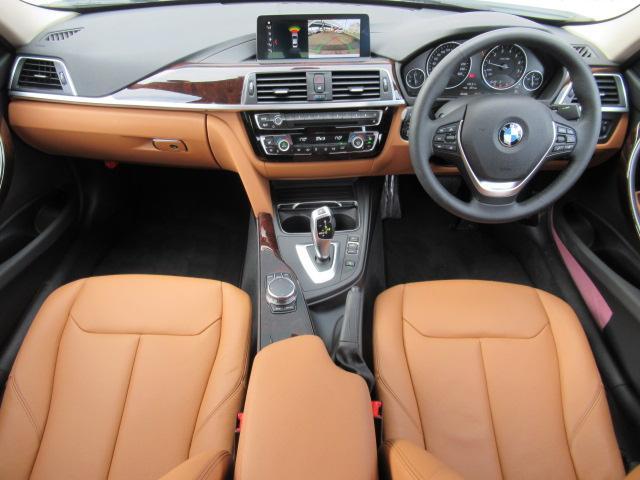 BMW BMW 320iラグジュアリー 茶レザー デモカー ACC LED