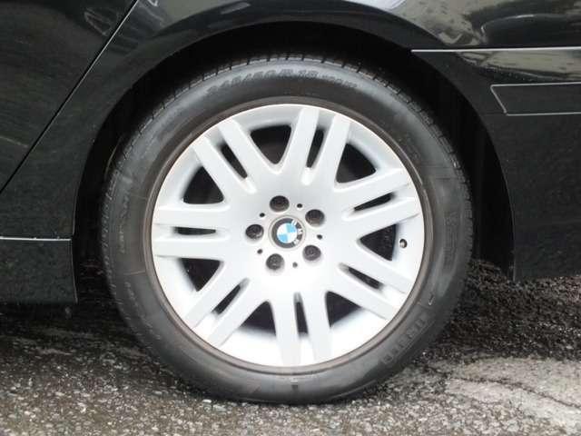 BMW BMW 735i サンルーフ 黒本革パワーシート