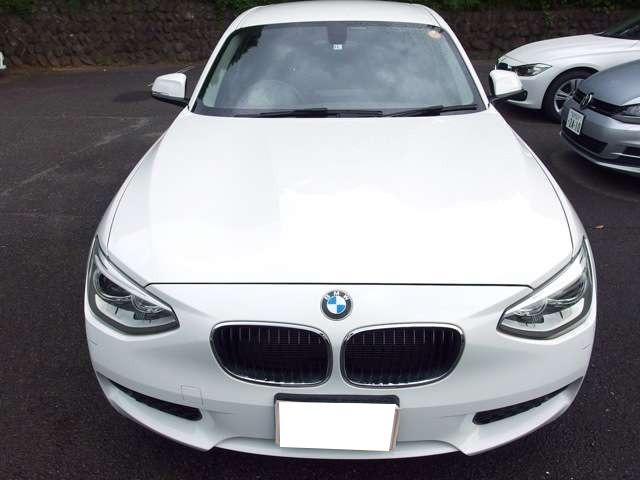 BMW BMW 116i 禁煙 純正iDriveナビ Bカメラ