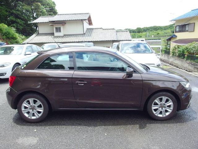 「アウディ」「アウディ A1」「コンパクトカー」「福岡県」の中古車4