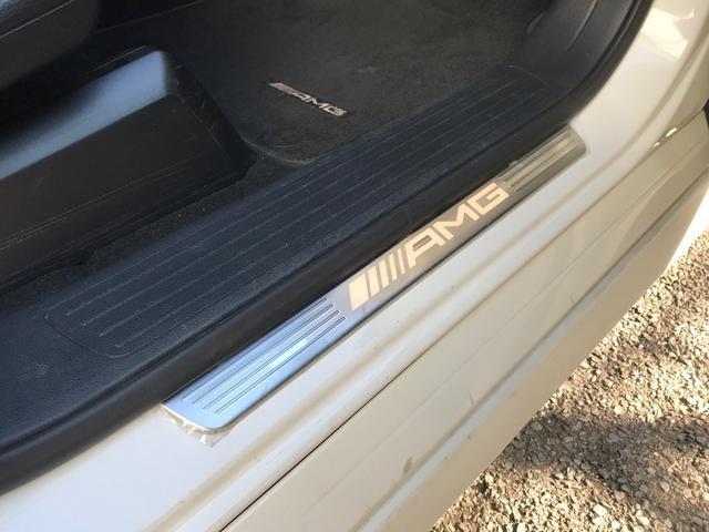 ML63 AMG ブラックレザーシート シートヒーター ベンチレーター メモリー付きパワーシート パノラミックスライディングルーフ 電動テールゲート ナビ フルセグTV クリアランスソナー 純正21インチナビ(16枚目)