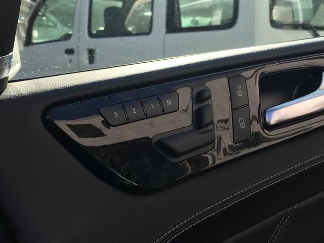 ML63 AMG ブラックレザーシート シートヒーター ベンチレーター メモリー付きパワーシート パノラミックスライディングルーフ 電動テールゲート ナビ フルセグTV クリアランスソナー 純正21インチナビ(36枚目)