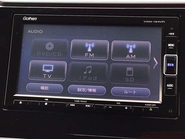 13G・F 純正メモリーナビ リアカメラ ETC(11枚目)