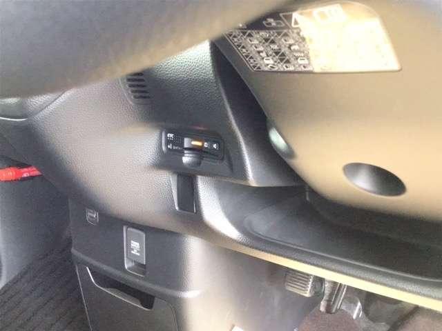 G・Lターボホンダセンシング 両側電動スライドドア LEDヘッドライト エアロ キーフリー ESC LEDヘッド ターボ車 バックカメ クルコン ETC スマートキー アルミ ベンチシート アイドリングストップ 盗難防止装置(13枚目)