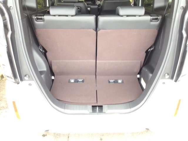 G・Lターボホンダセンシング 両側電動スライドドア LEDヘッドライト エアロ キーフリー ESC LEDヘッド ターボ車 バックカメ クルコン ETC スマートキー アルミ ベンチシート アイドリングストップ 盗難防止装置(19枚目)