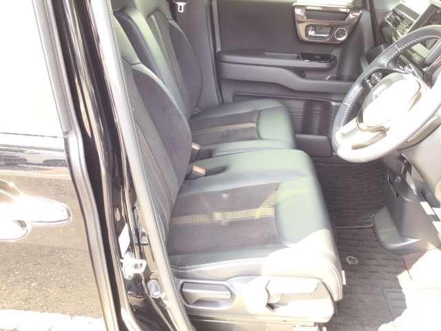 G・Lターボホンダセンシング ドラレコ ホンダセンシング エアロ キーフリー ESC LEDヘッド ターボ車 クルコン ETC スマートキー アルミ ベンチシート アイドリングストップ 盗難防止装置 ABS 両側自動D エアバック(17枚目)