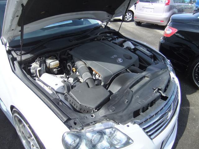 トヨタ マークX 250G Fパッケージ エアロ19AW地デジHDDナビ