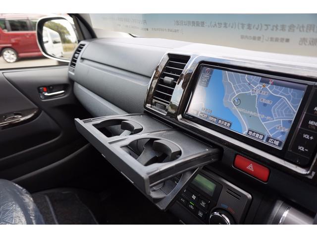 トヨタ レジアスエースバン スーパーGL ダークプライム SDナビ地デジTVスマートキー