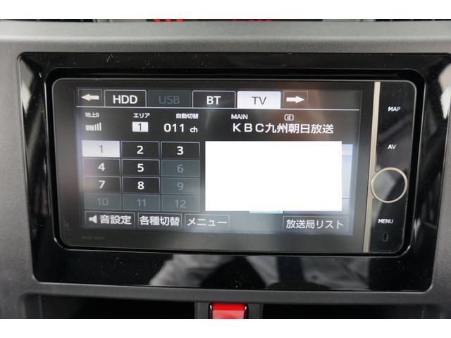 HDDやDVDビデオ再生/Bluetooth内蔵のナビです(^^♪