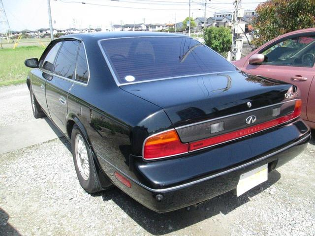 「日産」「インフィニティQ45」「セダン」「福岡県」の中古車5