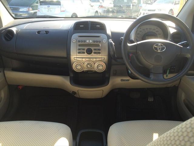 トヨタ パッソ G キーレス CD ABS 電動格納ミラー PVガラス