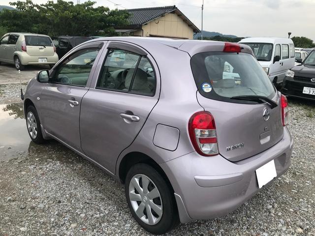 「日産」「マーチ」「コンパクトカー」「福岡県」の中古車8