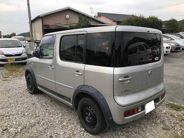 「日産」「キューブ」「ミニバン・ワンボックス」「福岡県」の中古車6