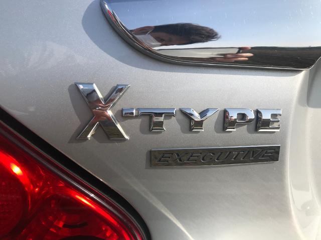 「ジャガー」「Xタイプ」「セダン」「福岡県」の中古車8