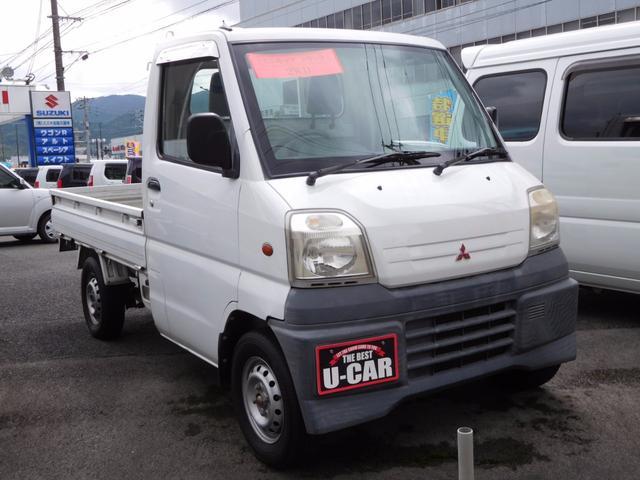 三菱 ミニキャブトラック 2WD