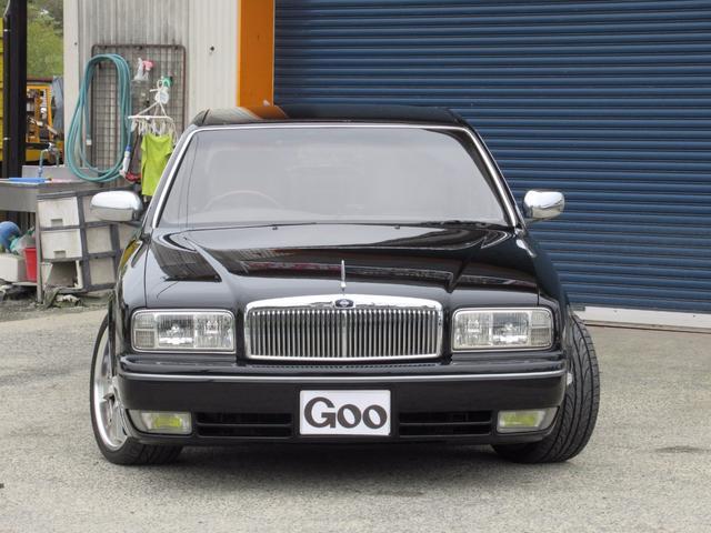 日産 プレジデント G50 ロング 後期仕様