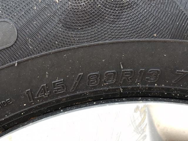 タイヤサイズ145/80R13