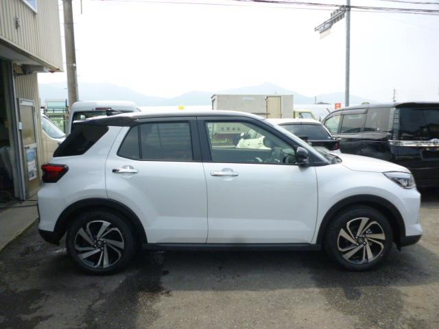 「トヨタ」「ライズ」「SUV・クロカン」「福岡県」の中古車4