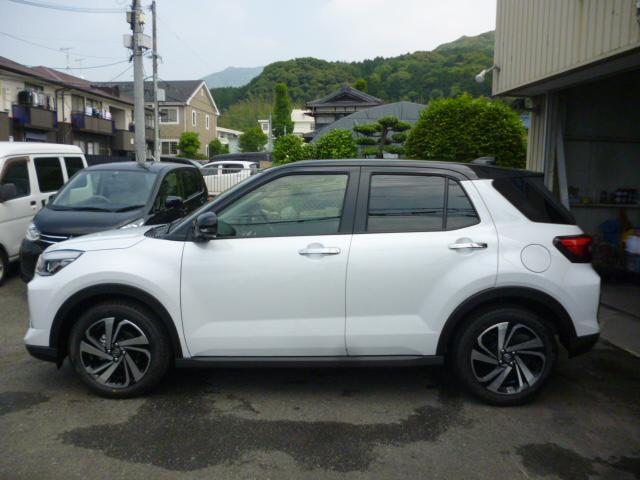 「トヨタ」「ライズ」「SUV・クロカン」「福岡県」の中古車5