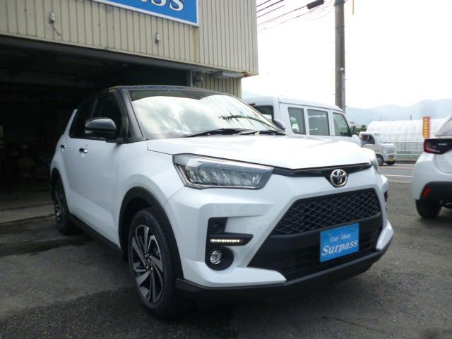 「トヨタ」「ライズ」「SUV・クロカン」「福岡県」の中古車6