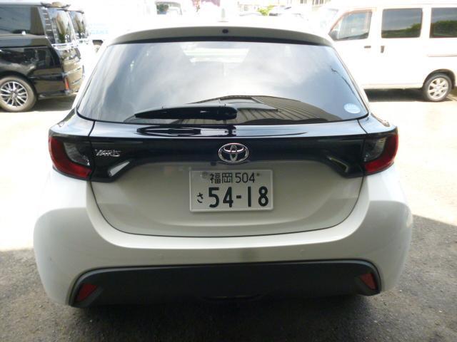 「トヨタ」「ヤリス」「コンパクトカー」「福岡県」の中古車3