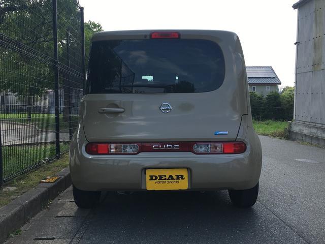 日産 キューブ 15X Vセレクション プッシュスタート ワンセグ ETC