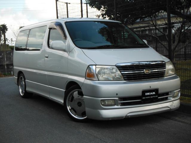 トヨタ グランビア G クルージングセレクション Wサンルーフ ETC 18AW