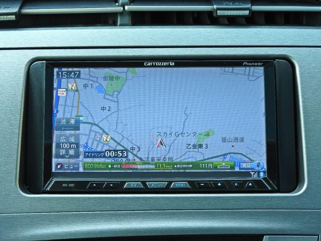 ☆社外HDDナビ・フルセグ地デジチューナー付きです☆全車1年間無料保証付きです★☆ホームページ・strait-up.jpもご覧下さい。