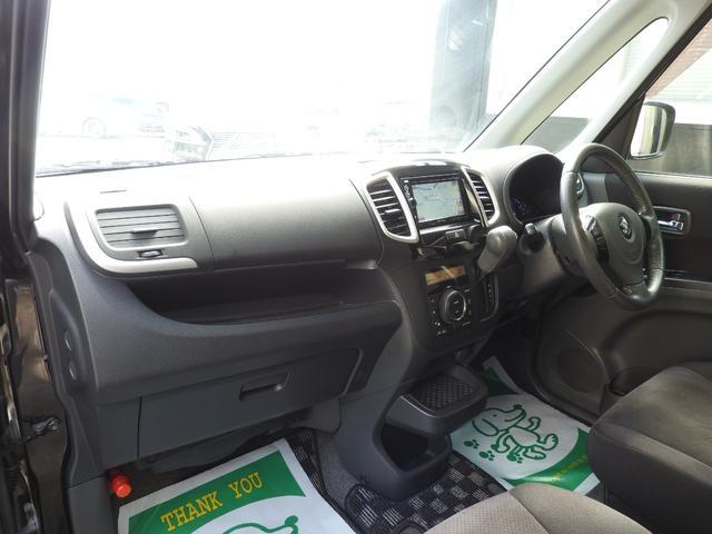 ブラック&ホワイト 社外SDナビ・DTV・スマートキー・ETC・シートヒーター・両側パワースライドドア・HIDライト・LEDイルミネーション(22枚目)