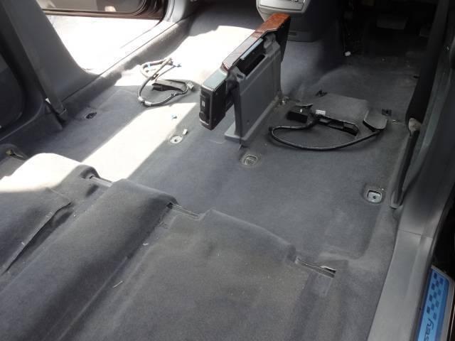 ブラック&ホワイト 社外SDナビ・DTV・スマートキー・ETC・シートヒーター・両側パワースライドドア・HIDライト・LEDイルミネーション(44枚目)