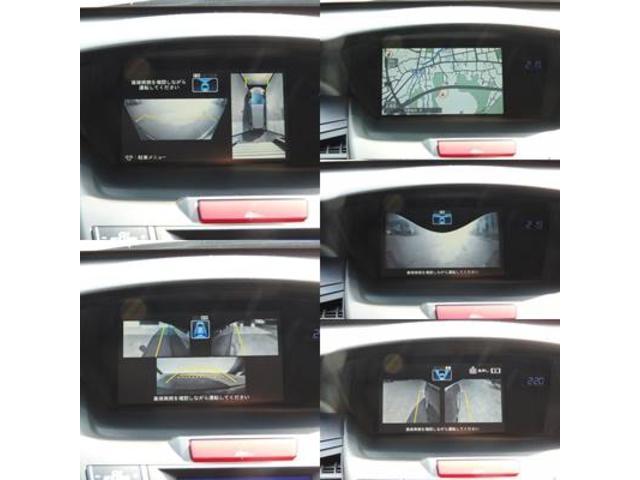 アブソルート 純正HDDナビ・DTV・マルチビューカメラ・bluetooth・純正フリップダウンモニターETC・USB・スマートキー・LED室内灯・HIDライト(8枚目)
