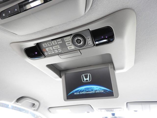 アブソルート 純正HDDナビ・DTV・マルチビューカメラ・bluetooth・純正フリップダウンモニターETC・USB・スマートキー・LED室内灯・HIDライト(9枚目)