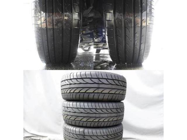 アエラス 純正SDナビ・フルセグTV・バックモニター・bluetooth・TVキット・純正フリップダウンモニター・ETC・両側パワースライドドア・HIDライト・タイヤ2本NEW(19枚目)