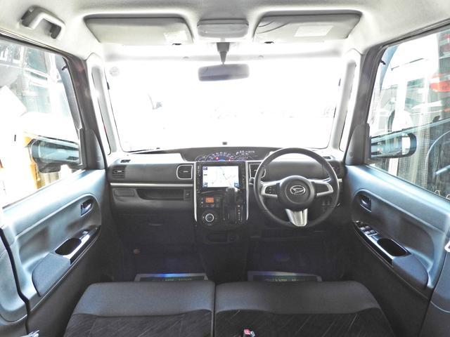 カスタムRS SA アイドリングストップ・スマートアシスト・純正8インチSDナビ・フルセグTV・バックモニター・bluetooth・USB・LED室内灯・両側Pスライドドア・LEDライト・タイヤ2本NEW(6枚目)