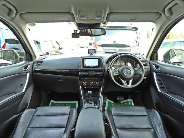 XD Lパッケージ ワンオーナー・純正オプションSDナビ・フルセグTV・biuetooth・Bモニター・社外ドライブレコーダー・ETC・ブラインドスポットM・アイドリングストップ・純正レザーシート・シートヒーター(5枚目)