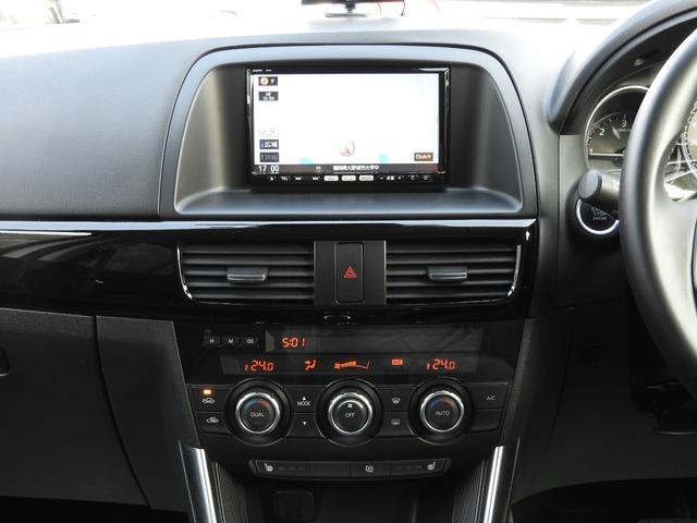 XD Lパッケージ ワンオーナー・純正オプションSDナビ・フルセグTV・biuetooth・Bモニター・社外ドライブレコーダー・ETC・ブラインドスポットM・アイドリングストップ・純正レザーシート・シートヒーター(6枚目)