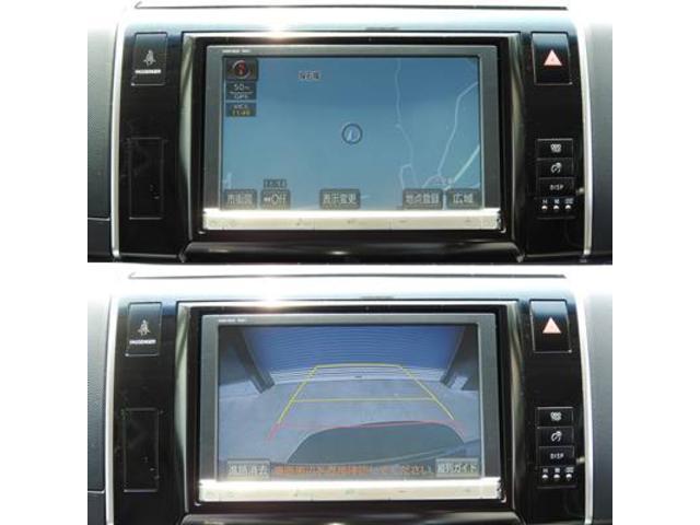 アエラス プレミアムエディション 純正オプションHDDナビ・フルセグTV・バックモニター・bluetooth・純正フリップダウンモニター・ETC・スマートキー・ドライブレコーダー・パワーシート・HIDライト・タイヤ4本NEW(8枚目)