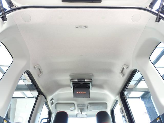カスタムRS SA アイドリングストップ・スマートアシスト・純正オプションSDナビ・フルセグTV・バックモニター・bluetooth・USB・純正フリップダウンモニター・両側パワースライドドア・社外シートカバー(17枚目)