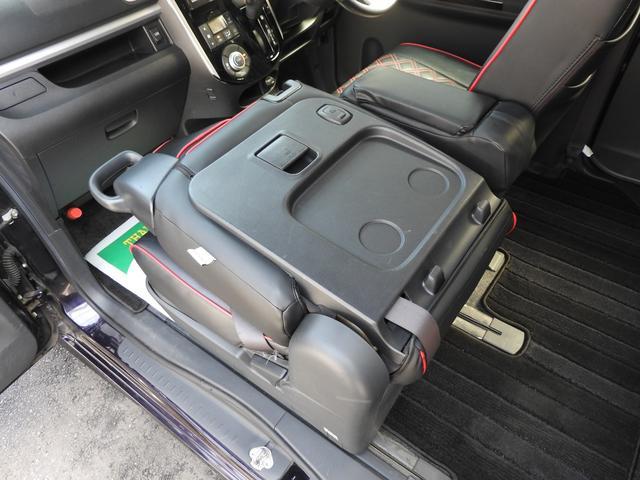 カスタムRS SA アイドリングストップ・スマートアシスト・純正オプションSDナビ・フルセグTV・バックモニター・bluetooth・USB・純正フリップダウンモニター・両側パワースライドドア・社外シートカバー(24枚目)