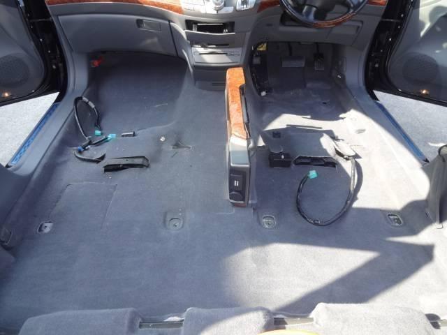 カスタムRS SA アイドリングストップ・スマートアシスト・純正オプションSDナビ・フルセグTV・バックモニター・bluetooth・USB・純正フリップダウンモニター・両側パワースライドドア・社外シートカバー(43枚目)