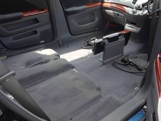 カスタムRS SA アイドリングストップ・スマートアシスト・純正オプションSDナビ・フルセグTV・バックモニター・bluetooth・USB・純正フリップダウンモニター・両側パワースライドドア・社外シートカバー(45枚目)