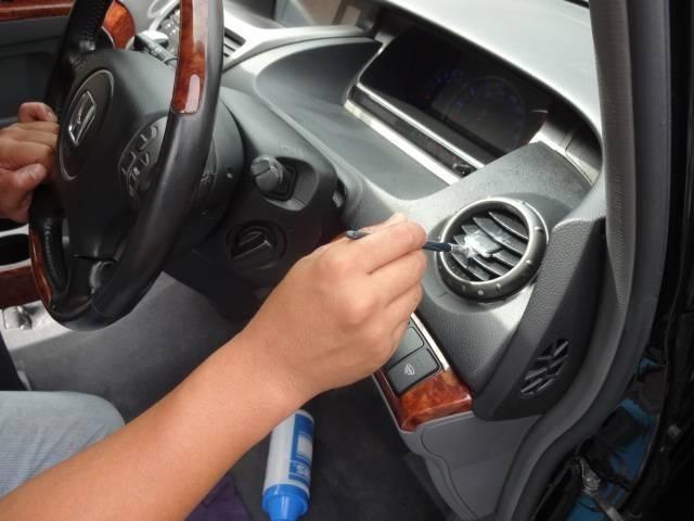 カスタムRS SA アイドリングストップ・スマートアシスト・純正オプションSDナビ・フルセグTV・バックモニター・bluetooth・USB・純正フリップダウンモニター・両側パワースライドドア・社外シートカバー(74枚目)