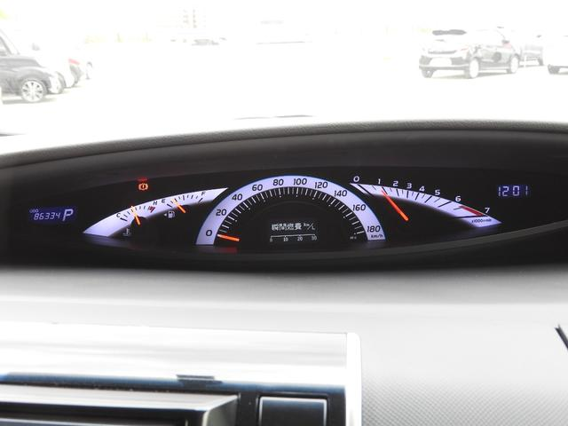 アエラス 純正オプションHDDナビ・フルセグTV・Bluetooth・Bモニター・純正フリップダウンモニター・ETC・両側パワースライドドア・HIDライト・(24枚目)