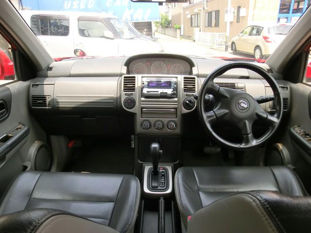 日産 エクストレイル Xtt カプロンシート シートヒーター 純正アルミ 禁煙車
