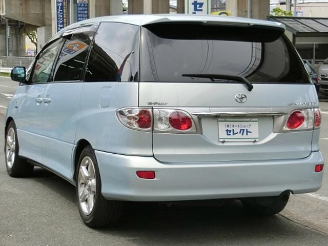 トヨタ エスティマハイブリッド ベースグレード サンルーフ 両側電動スライドドア