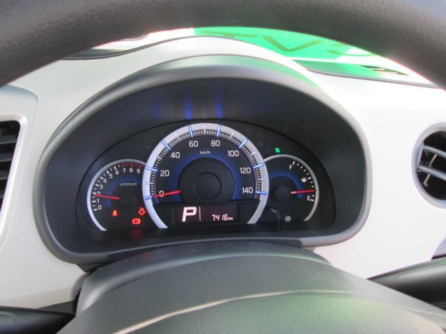 スズキ ワゴンR FX メーカー保証 アイドリングストップ