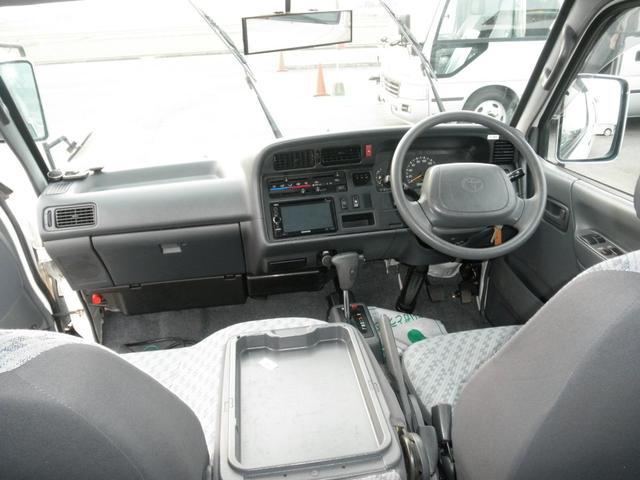 スーパーロングGL セントラル自動車製改 カスタムキャビン(6枚目)