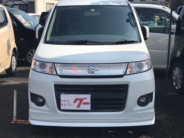 「スズキ」「ワゴンRスティングレー」「コンパクトカー」「佐賀県」の中古車2