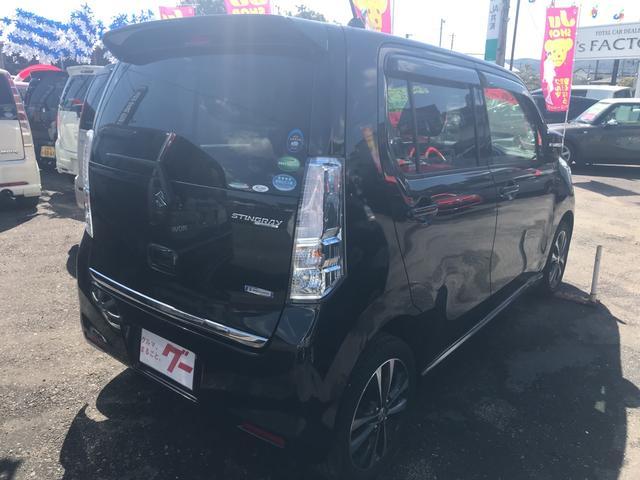 「スズキ」「ワゴンRスティングレー」「コンパクトカー」「佐賀県」の中古車17